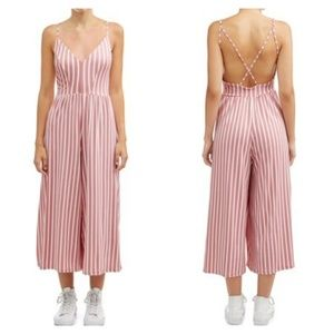 Strappy Back Jumpsuit MD